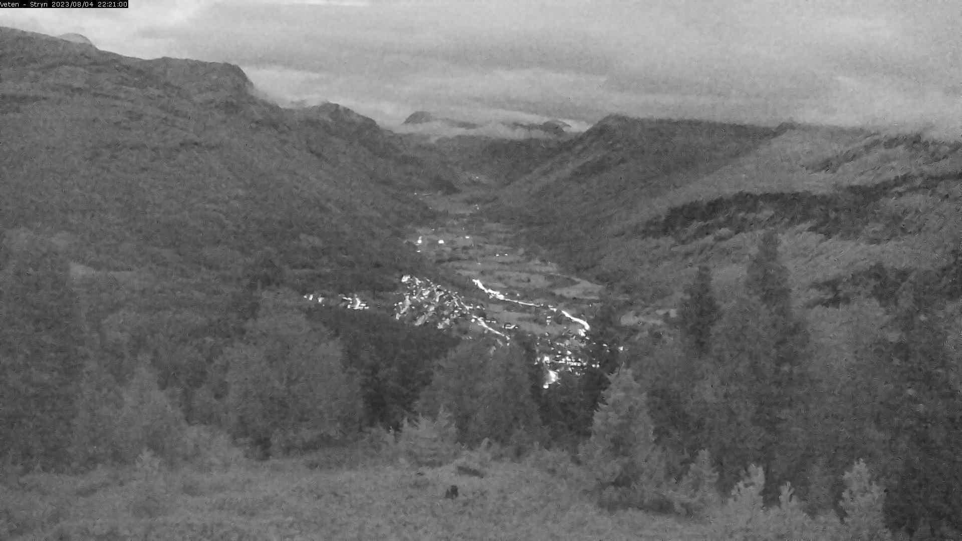Webcam Vinsrygg, Stryn, Sogn og Fjordane, Norwegen